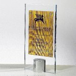 Mondrian Clear Glass Awards