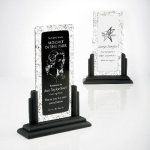 Tuxedo Fusion Clear Glass Awards