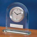 Rounded Glass Executive Gift Awards