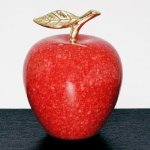 Red Marble Apple Marble Awards